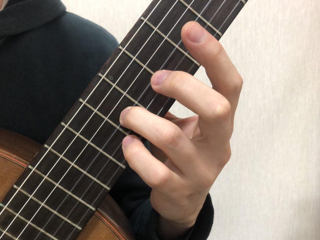 クラシックギター 正しいヴィブラート